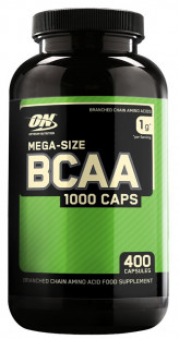 Optimum Nutrition BCAA 1000 (400с)